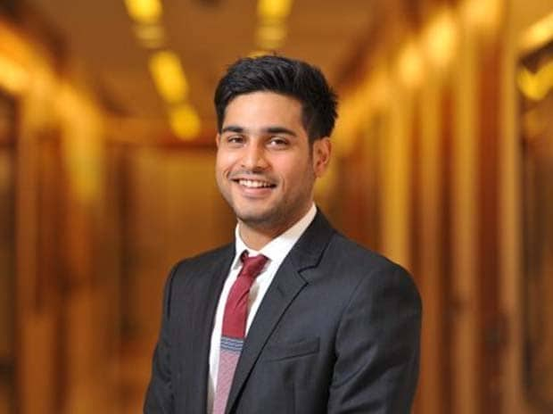 Anmol Ambani, Reliance Capital