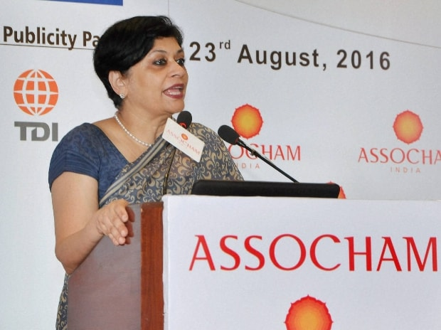 Chairperson, Central Board of Direct Taxes, Rani Singh Nair