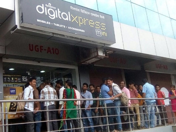 High Demand for Jio 4G news