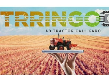 Mahindra launches 'Uber for tractors' service Trringo