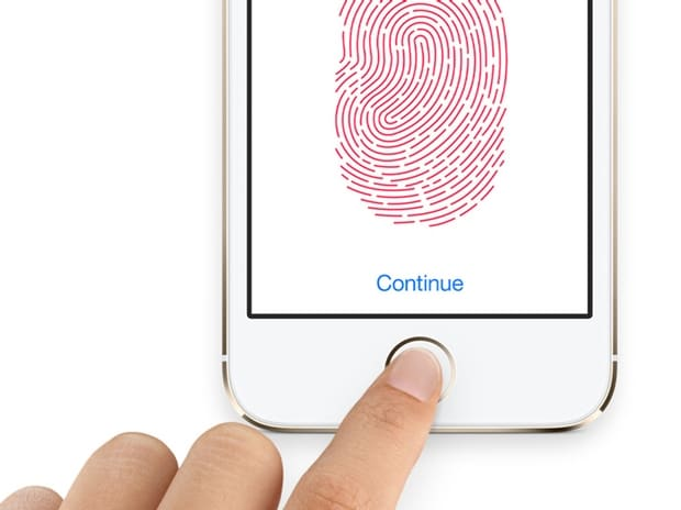 Apple plans to integrate Touch ID into iPhone's screen