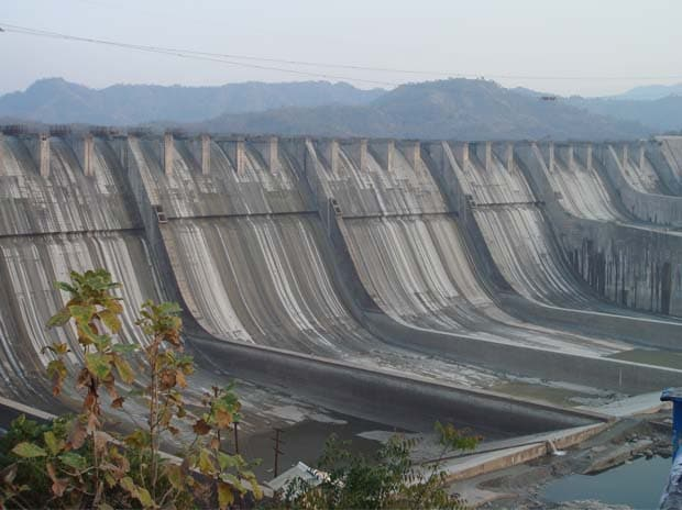 Sardar Sarovar Dam. Photo: Wikipedia
