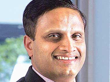 Pravin Rao,  Chief Operating Officer, Infosys