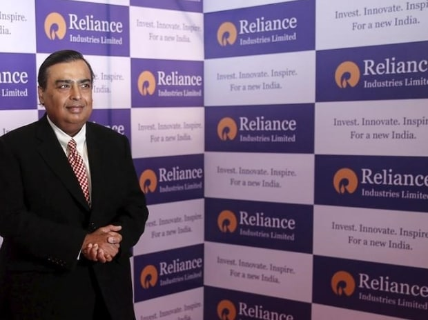 Mukesh Ambani, chairman of Reliance Industries ...