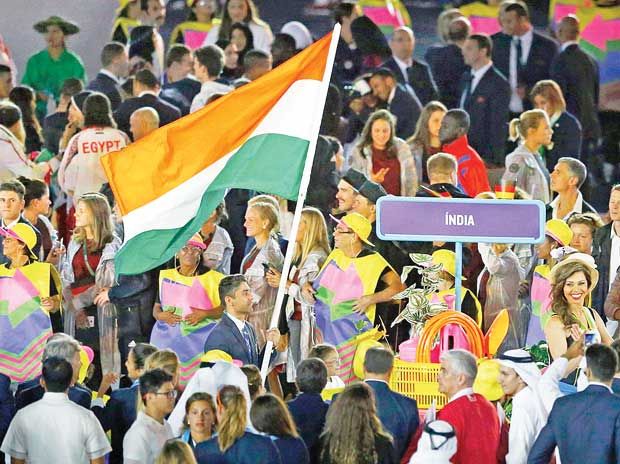 Olympics breaches the urban-rural divide