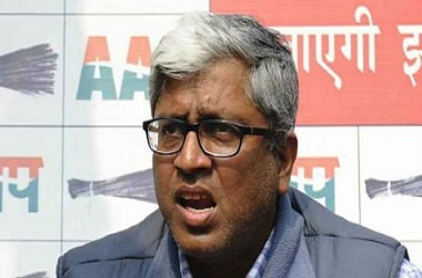 Aam Aadmi Party leader Ashutosh