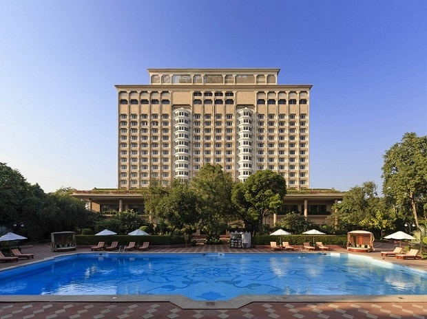 Taj Mansingh Hotel, New Delhi (Source: Wikipedia)