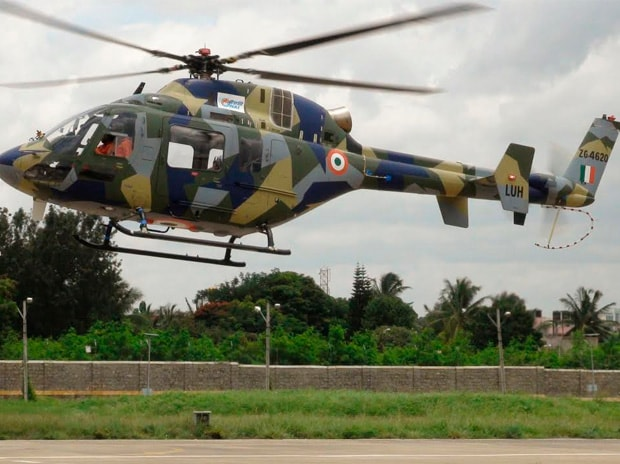 HAL, Light Utility Helicopter