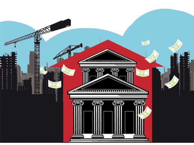 ICICI bank and Union bank benefit from construction sector package