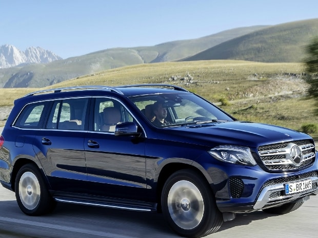 Mercedes Benz GLS 400 4MATIC Canvasite Blue  YouTube