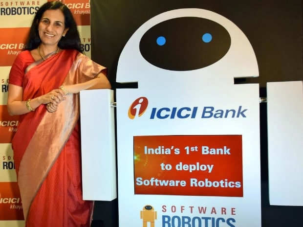 Chanda Kochhar, MD & CEO of ICICI Bank  Photo: Suryakant Niwate