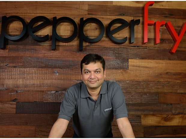 Ashish Shah, founder and COO of Pepperfry.com