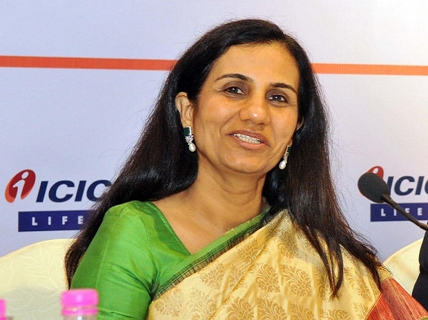 Chanda Kochhar, managing director & chief executive officer, ICICI Bank Photo: Suryakant Niwate