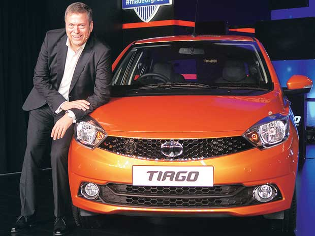 Guenter Butschek, CEO & MD, Tata Motors
