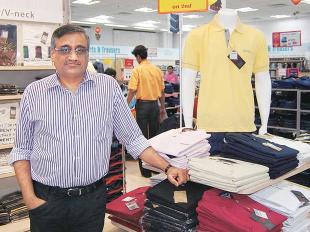 Kishore Biyani, CEO, Future group