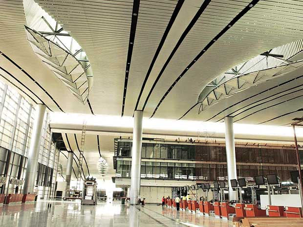 Apollo Global leads race for stake in Hyderabad airport