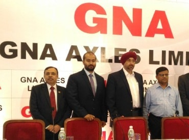 GNA Axles IPO subscribed two times on Day Two