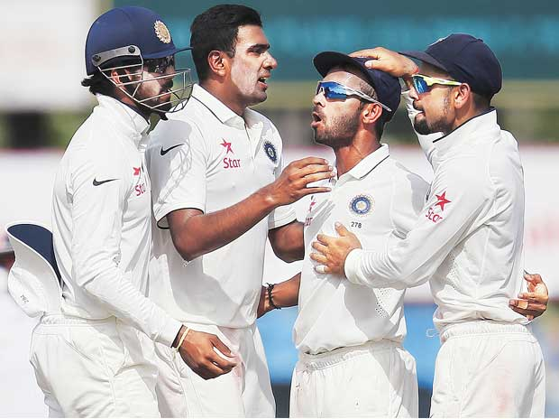 India during the recently concluded series against the West Indies, which they won 2-0