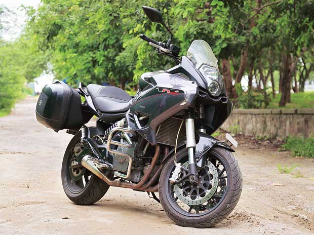 Benelli TNT 600: Sporty tourer