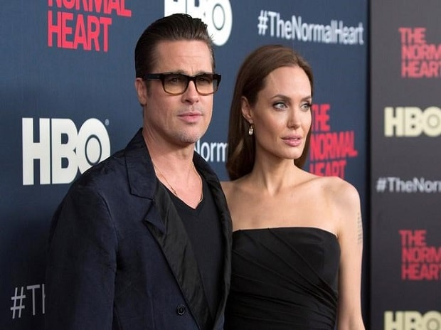 Brangelina Photo: Reuters
