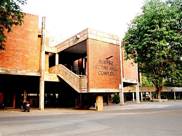 A file photo of a block of IIT Kanpur