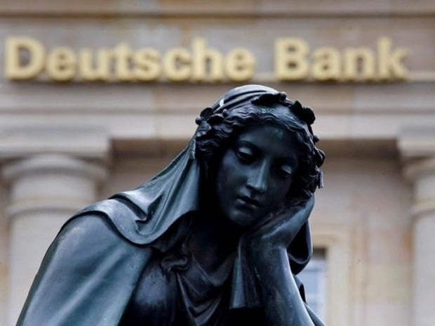 Deutsche Bank. Photo: Reuters