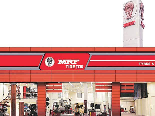 MRF's Midas touch: One share equals 16 gm gold