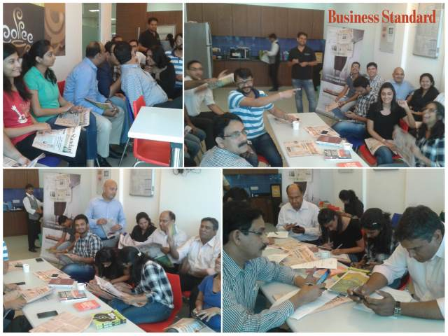 Fridays with Business Standard at Union KBC, Mumbai