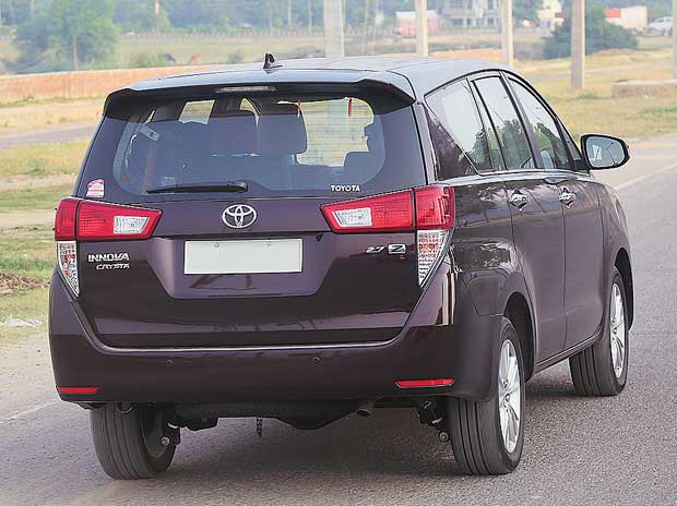 The new Toyota Innova is bigger and bolder