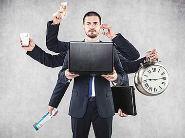 Productivity initiatives distracting sales teams, stifling performance