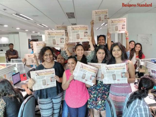 Fridays With Business Standard At Genesis, Gurgaon