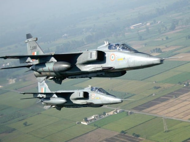 File photo of Jaguar aircraft. (Photo: IAF)