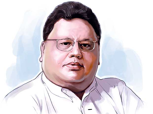 Jhunjhunwala and his wife sell stake in Design Arena for Rs 53.08 cr