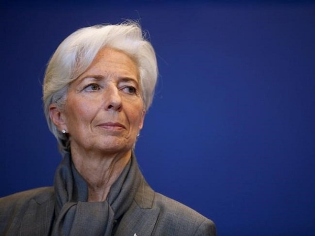 IMF Managing Director Christine Lagarde attends a news conference after a seminar on the international financial architecture in Paris, France. Photo: Reuters