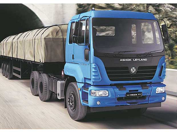 Ashok Leyland bets on fully built trucks to boost topline