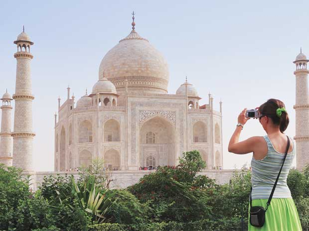 India to host 9 mn foreign tourists