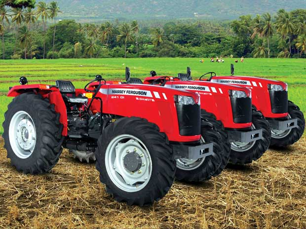 Strong tractor sales to improve M&M's margin in FY17