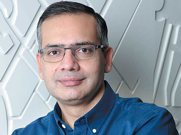 Deep Kalra, Founder & group CEO, MakeMyTrip