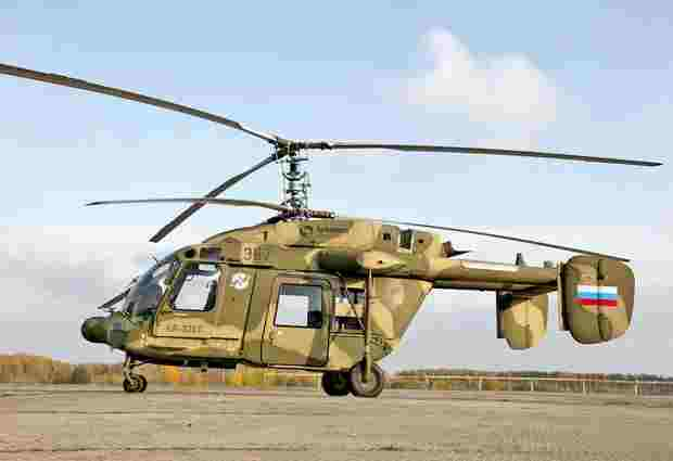 Kamov-226T helicopter