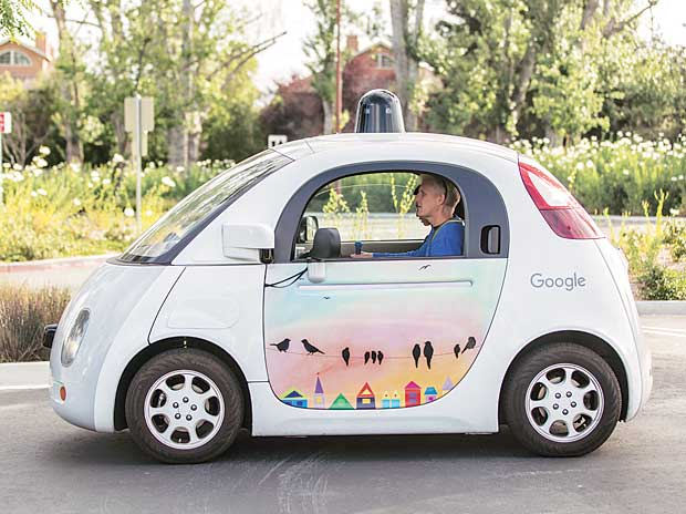 Consumers excited about benefits of driverless cars