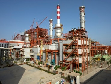 Essar Oil's Vadinar refinery in Gujarat