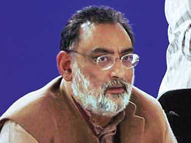 Weighted average of GST rates should be 20%: Haseeb A Drabu