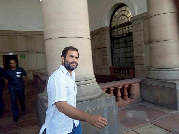 Congress Vice-President Rahul Gandhi. (Photo: PTI)