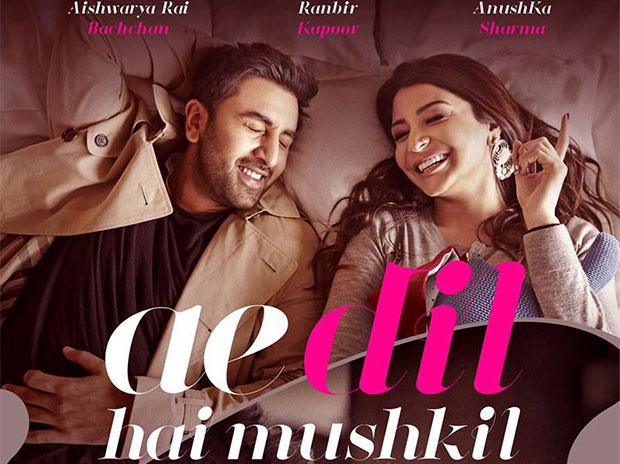 First look of 'Ae Dil Hai Mushkil'. (Photo: Twitter/@karanjohar)