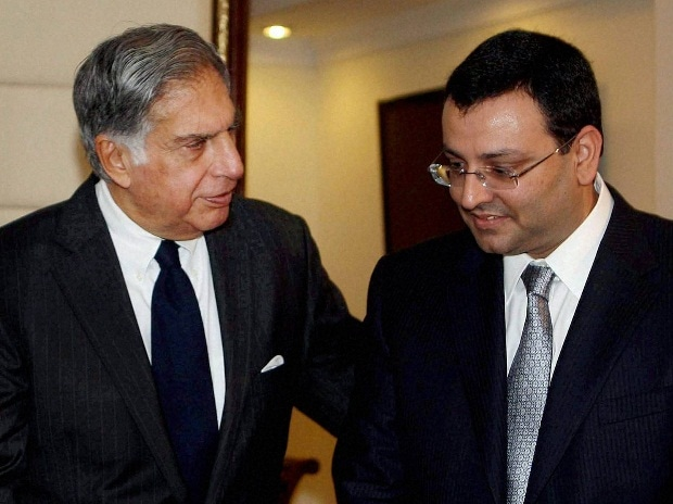 In this file photo of Ratan Tata with Cyrus Mistry. Tata Sons on Monday removed Cyrus Mistry as its Chairman, nearly 4 years after he took over the reins of the group. Tata makes a comeback, taking over as the company's interim boss for 4 months.