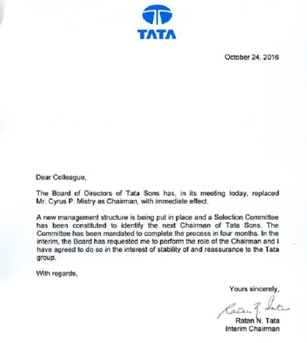 barneybonesus prepossessing heres ratan tatas letter to employees on cyrus mistrys ouster with handsome ratan tata