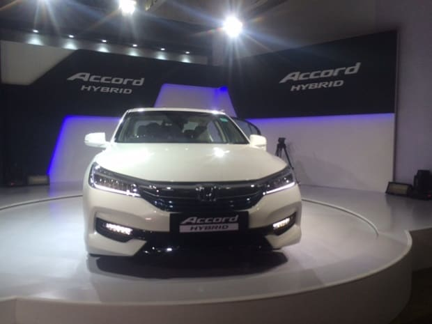 Honda rolls out Accord Hybrid in India at Rs 37 lakh