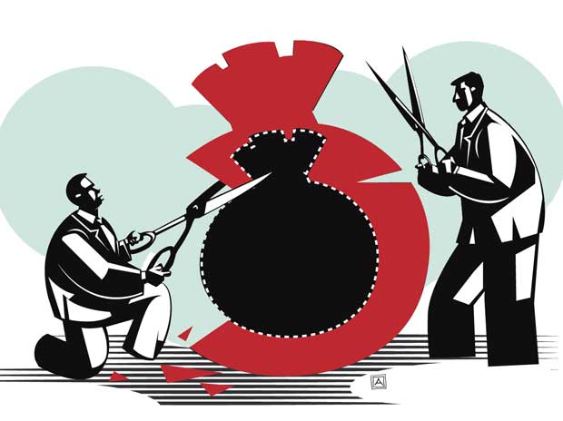 FinMin looks at cut in corporation tax