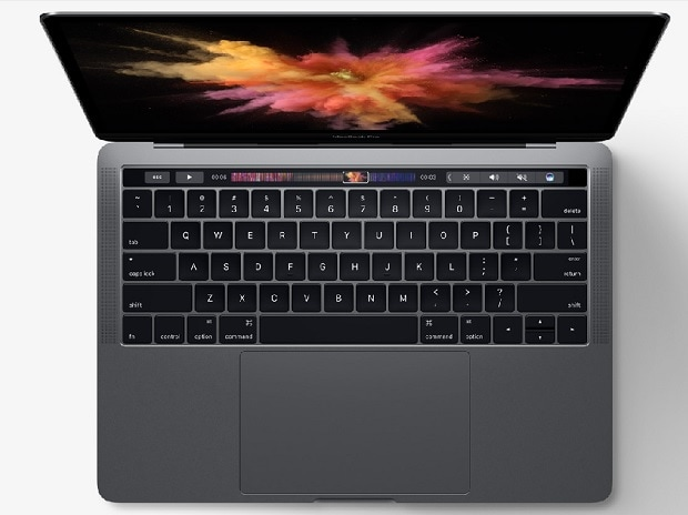 New MacBook Pro model with 'Touch Bar' controller (Photo: Apple.in)