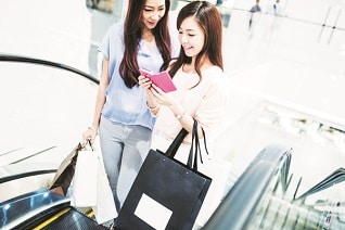 Mobile commerce has reached a tipping point in Asia-Pacific region